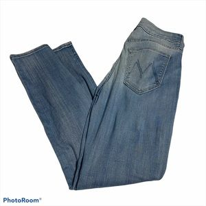 MOTHER SKINNY JEANS size 27